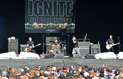 Picture of a band or musician: Ignite