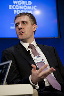 Igor Lukšic - World Economic Forum on Europe 2011.jpg
