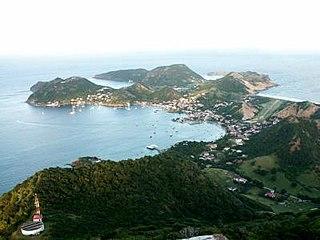 Terre-de-Haut Island Island in Guadeloupe