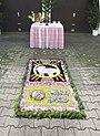 Illerrieden, Fronleichnam 2012 Altar am Welzlinweg.JPG