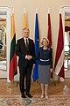 Ināra Mūrniece tiekas ar Lietuvas prezidentu.jpg