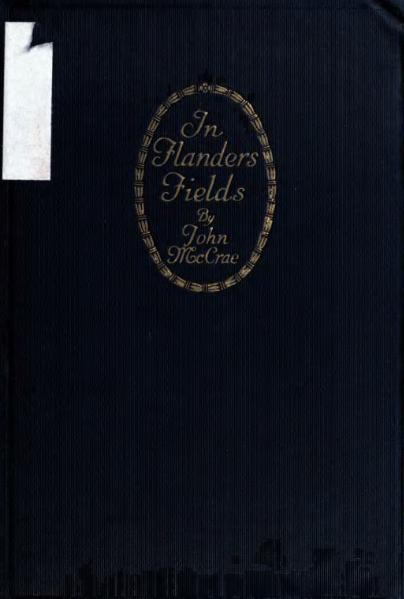 File:In Flanders Fields and Other Poems.djvu