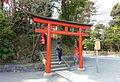Inari shrine torii - Tsurugaoka Hachiman-gū - Kamakura, Kanagawa, Japan - DSC08340.JPG