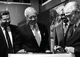 Mohd Noor Amin - Image: Inauguration of IMPACT Global Headquarters