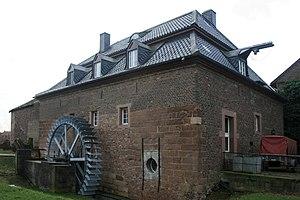 Inden - Inden-Schophoven Müllenark mill