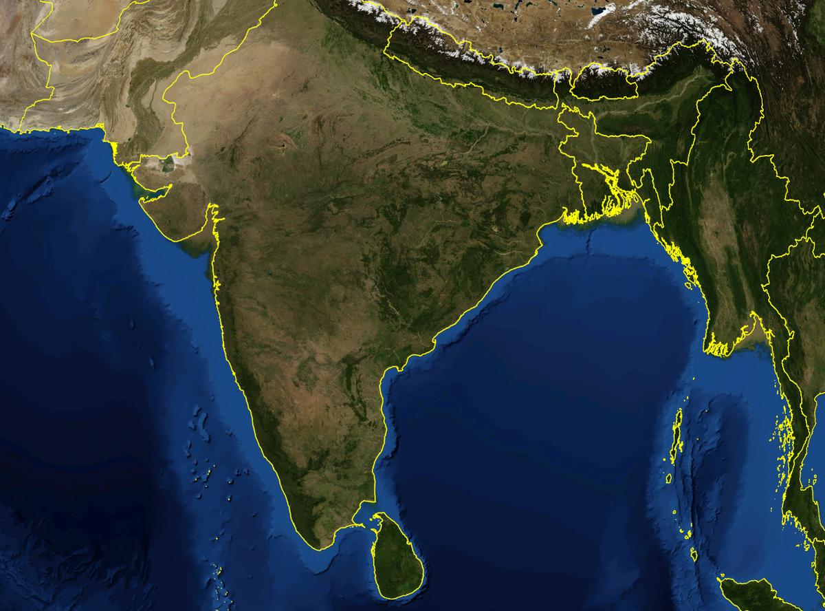Bah a de bengala wikipedia la enciclopedia libre for Bengala asia