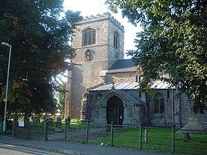 Ingoldmells - Church of SS Peter and Paul, Ingoldmells