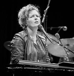 Ingrid Bjørnov - Ingrid Bjørnov in 2017