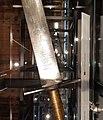 Innsbruck-Museum Zeughaus-Exhibits sword (Richtschwert)-02ESD.jpg