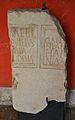 Inscripció sepulcral MARCUS BAEBIUS, Museu de Belles Arts de València.JPG