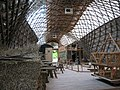 Inside the Downland Gridshell - geograph.org.uk - 291125.jpg