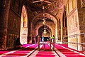 Inside wazir khan masjid.jpg