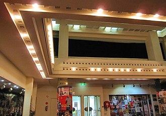Capitol Theatre, Melbourne - Lobby of the theatre