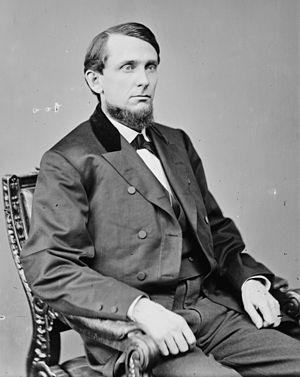 Missouri's 10th congressional district - Image: Ira B. Hyde Brady Handy