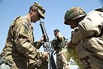 Iraqi army brigade equipment fielding, Operation Inherent Resolve 150617-A-YV246-083.jpg