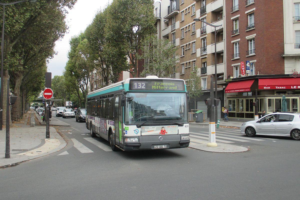 lignes de bus ratp de 100  u00e0 199  u2014 wikip u00e9dia