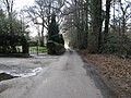 Iron gates on entrance to country house - geograph.org.uk - 1237175.jpg