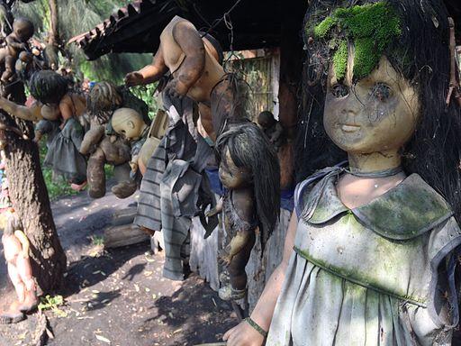 Isla de las muñecas 4