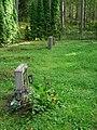 Islamic cemetery in Turku, Kärsämäki, tomb stones.jpg