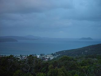 Mount Clarence, Western Australia - King George Sound from Mount Clarence