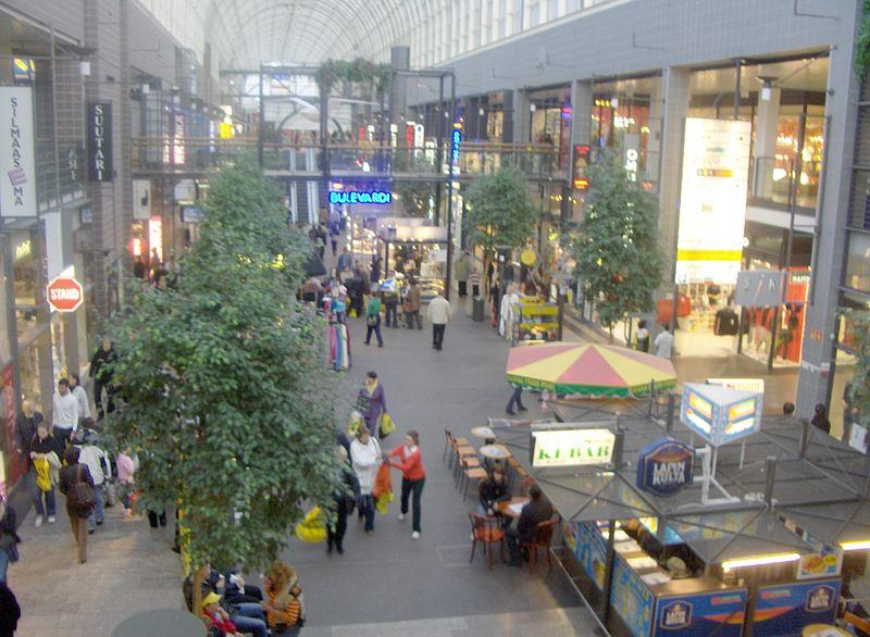 Tiedosto:Itäkeskus-kauppakeskus2 Helsinki.JPG