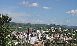 Итауна,  Минас-Жерайс, Бразилия
