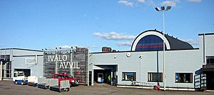 Ivalo - Ivalo Airport