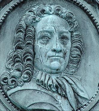 Ivar Huitfeldt - Medallion of the sea hero Iver Huitfeldt