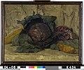 J. Dona - Rode kool en komkommer - K434 - Cultural Heritage Agency of the Netherlands Art Collection.jpg