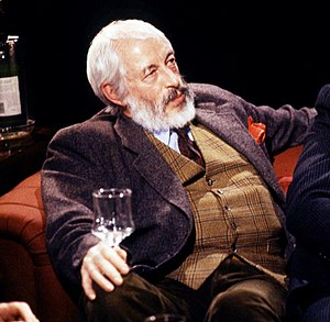 J. P. Donleavy - Donleavy appearing on After Dark in 1991