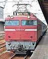 JNR electric locomotive EF81 411 20070613.jpg