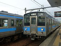 JRS 121 at Konzoji Station 20130609 (9016619045).jpg