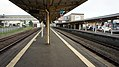 JR Muroran-Main-Line Tōya Station Platform.jpg