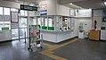 JR Nemuro-Main-Line Tokachi-Shimizu Station Gates.jpg
