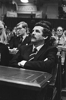 Jaap Metz Dutch politician (1941-2016)