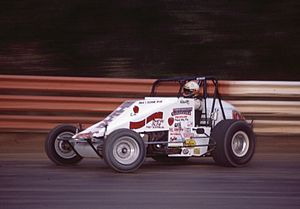 Jack Hewitt - A Hewitt racecar