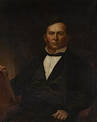 Portrait of Governor David Wallace