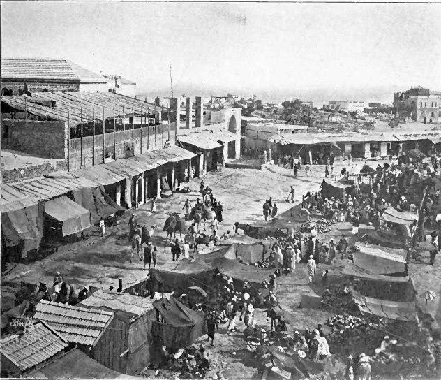 Jaffa bazzar 1906-2