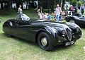 Jaguar XK120 MDU 524 - Villa d'Este 2014 - (14449059389).jpg