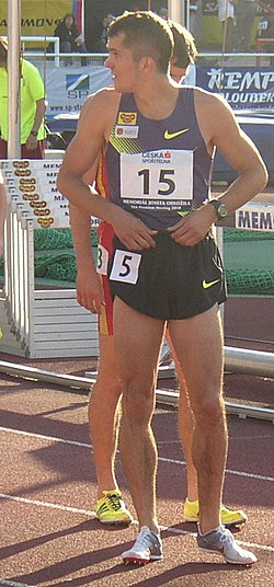 Jakub Holusa at Josef Odlozil Memorial in Prague 14June2010 083.jpg