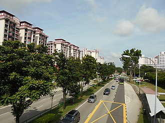 Jurong West - Jalan Boon Lay