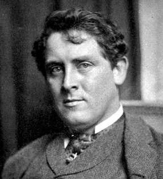 J. Alden Weir - J. Alden Weir in the late 19th century