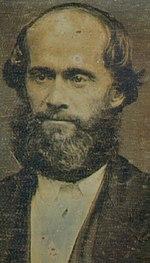 James Strang daguerreotype (1856)