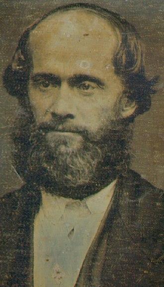 Great Lakes Patrol - James Strang in 1856.