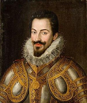 Jan Kraeck - Ritratto Di Carlo Emanuele I Di Savoia (1562-1630)