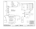 Jan Mabie House, River Road (State Route 55), Rotterdam Junction, Schenectady County, NY HABS NY,47-ROTJ,1- (sheet 16 of 16).png
