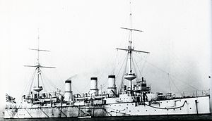 Japanese cruiser Azuma at Portsmouth.jpg