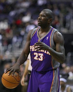 Jason Richardson - Richardson during his tenure with the Suns.