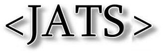 Journal Article Tag Suite - Image: Jats logo