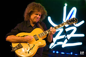 2011 in jazz - Pat Metheny at Jazzvitoria 2011.